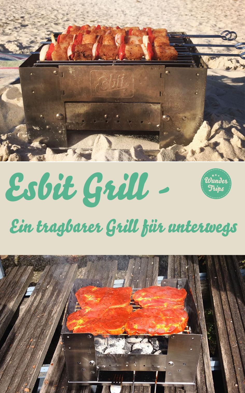 esbit grill für unterwegs – wundertrips