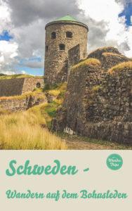 Schweden Wandern auf dem Bohusleden
